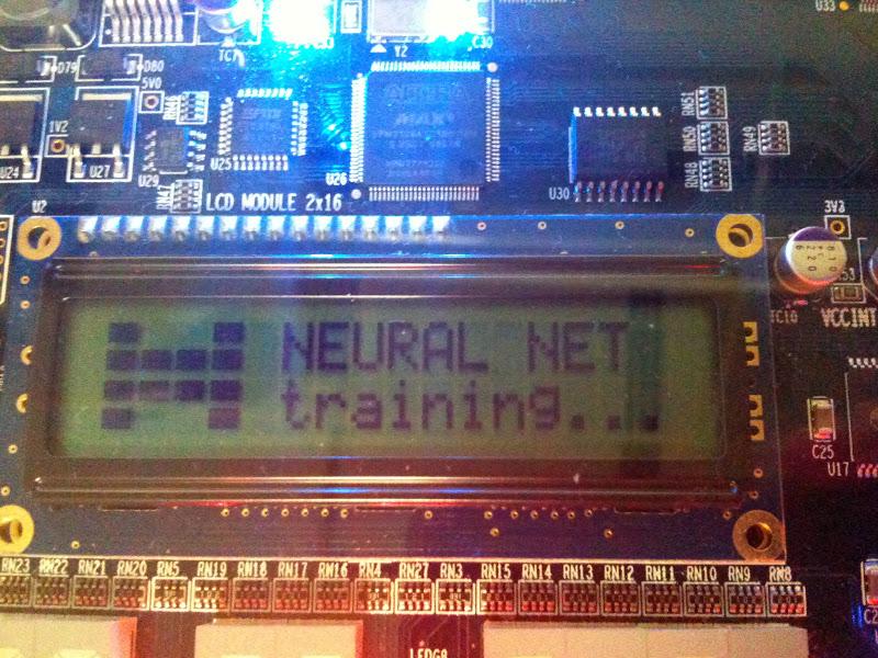 Ziyan Zhou: FPGA-based Artificial Neural Network
